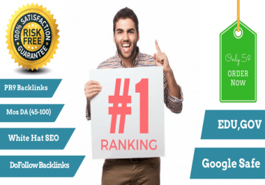 Boost Your Ranking With PR9 Authority Seo Backlinks