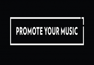 Audio music promotion 200 likes or 200 repost or 200 followers Or 50 comments very fast