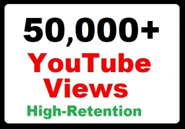 50000+ High-quality YouTube Video Promotion Safely and faster