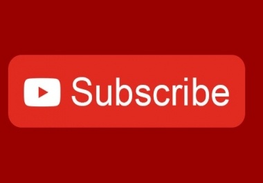 Provide you 102 YouTube subs very fast on your URL