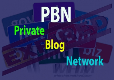 Best  PBNS Results 5 PBNs backlinks and 10 EDU/GOV safe SEO high Backlinks