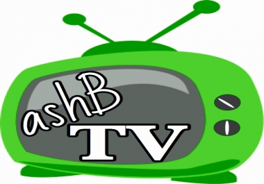 Television Ad on AshB TV