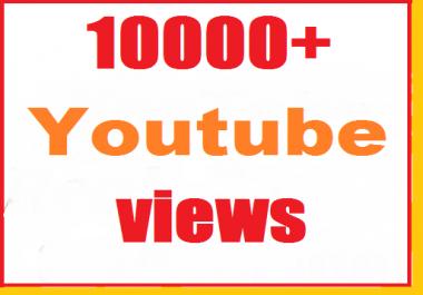 10000+ youtube vi-ew-s non drop refill guaranteed just