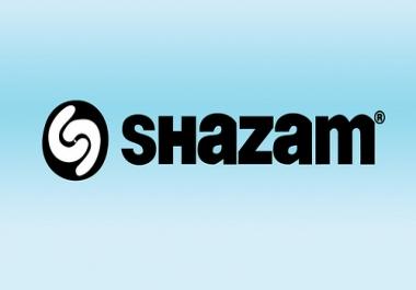 6000 Shazam plays cheapest service best shazam service