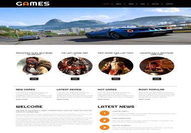 Build A Responsive HTML 5 Website