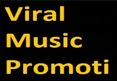 I will  Do Viral Music Promotion