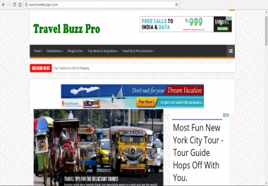 Submit Guest Post on Travel Blog