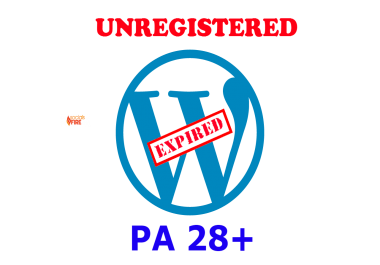 Give 10 Expired Unregistered Wordpress Blogs With Moz PA 28 Plus