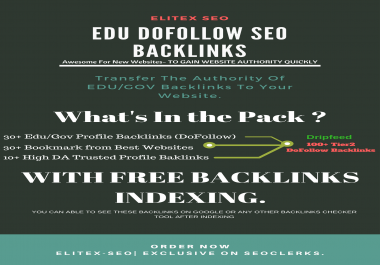 Gain Website Authority Quickly with ALL IN ONE .EDU DOFOLLOW SEO PACK