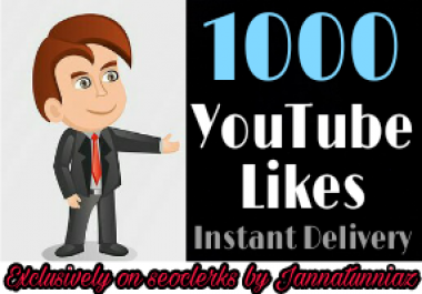 Safe 1000+ H Q Likes or 200 Subscriber non drop and supper fast delivery