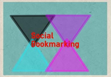 I will add 35 social Bookmarking Backlinks