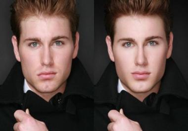 Professional Photo Retouching And Photo Manipulation