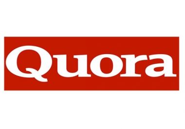 Promote your website with High Quality and relevant 20 Quora answers