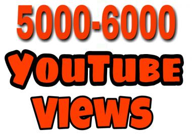 Super fast 10000 views  YouTube video views