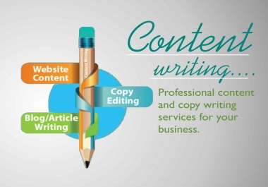 Write 400 Words Well Researched Articles