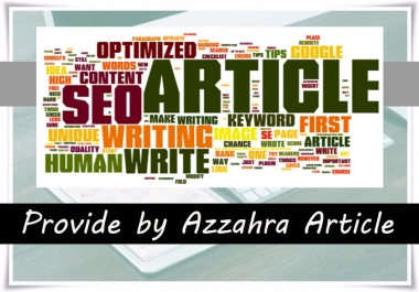 I Will Give You 13 Articles 500 words each, Pass Copyscape and SEO Optimized