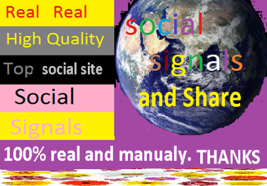 best 8 platform 3000 real high quality seo social share and signals