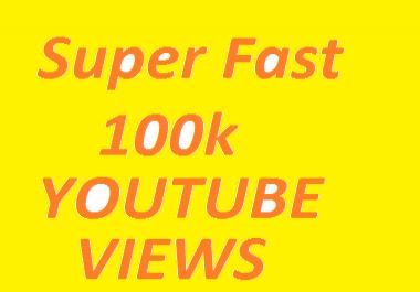 SUPER FAST 10K  HR Non-Drop YouTube views