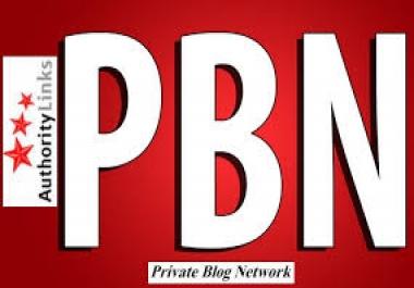 Create, 10 Manual,PBN Backlinks
