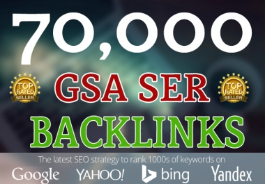 Do 65,000 GSA Ser High,Authority Backlinks@@@