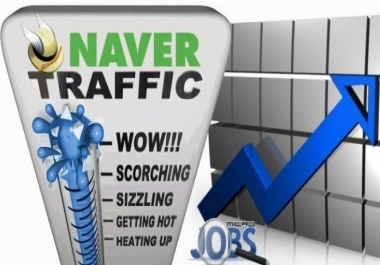Buy Naver.com Traffic (visitors)