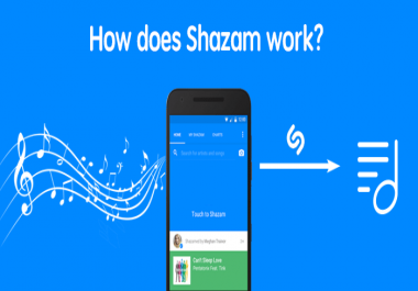 600 Followers Shazam to boost your profile