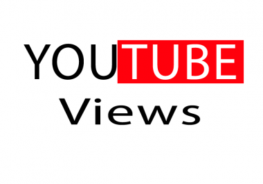 Get 6000+ High Retention Views for Your U Tube Video To Improve Social Media Presence
