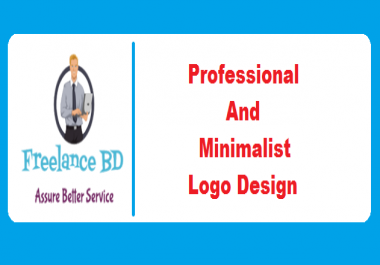 Get An Unique And Professional Logo Design With Unlimited Revisions for $5