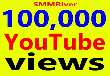Fast 100,000+ Views High Retention 99% Ad-sense Safe & Non Drop