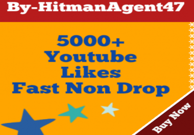 Guaranteed 5000+ Youtube Video Likes Very Fast Delivery