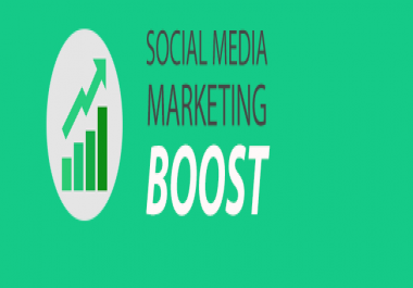 Social Media Marketing Boost Updated ver 2017
