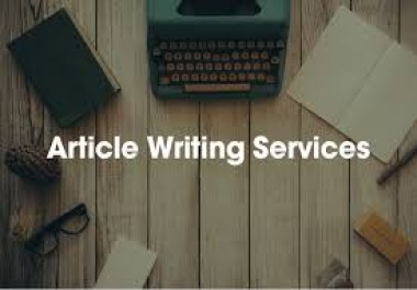 24 hrs 500 words creative article writing