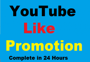 YouTube Video Promotion Social Media Networks Marketing