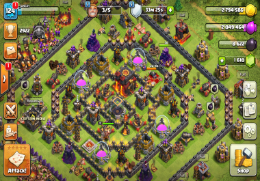 Donate High Level Troops In Clash Of Clans