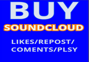 Buy 5k Soundcloud Likes within 24 Hours