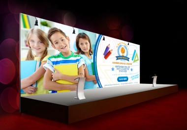 Design High Quality Banner,Billboard Or Outdoor Banner