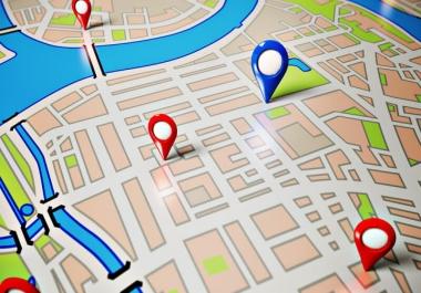 Do 50 Google Map Local Citations