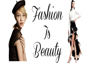 Highly Recommended 1000 Words Article or Blogpost On Fashion And Beauty By Native Writer