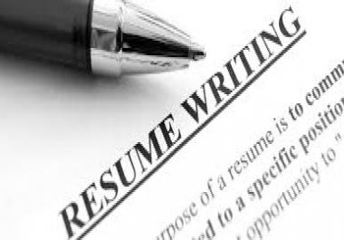Resumes And Cover Letter Writing To Improve Chances To Be Hired