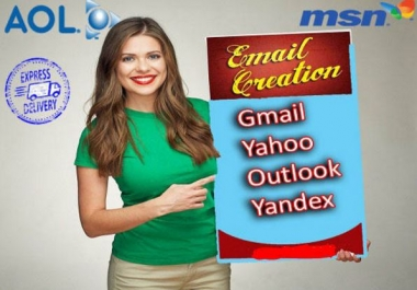 Manage Your Email Creation as per your need