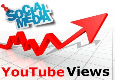 Social Media Views No Drop + Safe