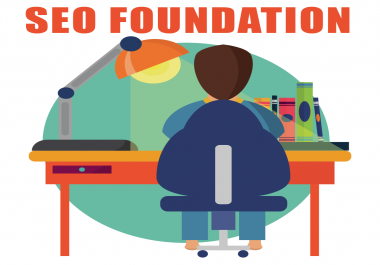 Link Foundation - Whitehat SEO Service - Best For Brand New Website - Explode Your Search Results