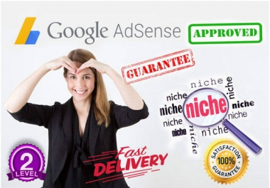 Design Complete Google Adsense Website