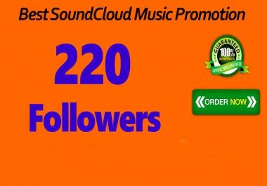 220 Followers