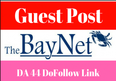 Publish Do Guest Post On Thebaynet