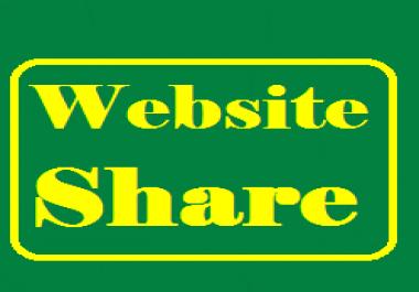 275+Linkedin Website Share or 215+ Repin/Repin website share