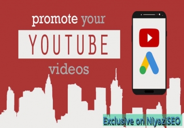 Youtube Video Promotion Social Media Marketing Fastest Service