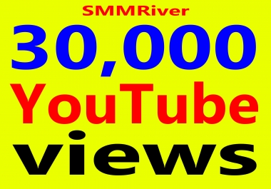 Fast 30,000+ Views High Retention 99% Ad-sense Safe & Non Drop