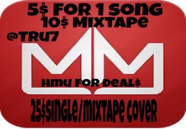 MyMixtapez singles / mixtape uploads (1st song Free)