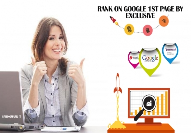 Explode Your Results Rank 1 On Google, Yahoo & Bing, KILL Your Competitors ToDay GUARANTEED RANKING